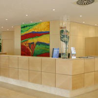 7 photo hotel HOLIDAY INN GARIBALDI STATION, Milan, Italy